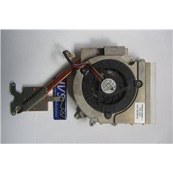 13gni41am031-1 F3T-VGA KFB0505HHA Ventilador Disipador para Asus F3t f7k F3ka F3s F3k X53k m51k [001-VEN013]