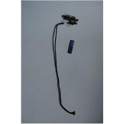 LS-3981P DC02000H300 Placa USB con Cable Hp Compaq Presario A900 [001-VAR022]