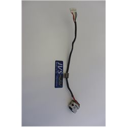 E255394 VW-1 CSA F 2.50CB HAMBURG-A H-2 125C Power Jack PJ Conector de carga HP Pavilion DV6-3000 DV7-4000 Series  [001-PJj010]