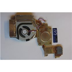 45n5492 45n5493 Ventilador y disipador Lenovo ThinkPad t500 w500 [001-VEN016]