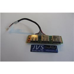 50.4T324.001 48.4T302.011 Placa USB con Cable Acer Travelmate 5520 [001-VAR024]