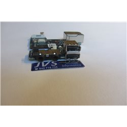 JBL00 LS-3809P Placa de portas USB e áudio para Dell Latitude E6400 [001-VAR025]