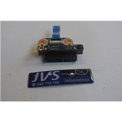 BA92-05681A Conector DVD com cabo SAMSUNG NP-R519 [001-VAR027]