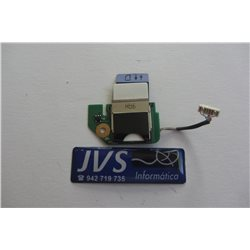 42W7809  0101BN00-GRF-G Leitor de cartões com cabo. Card Reader. Lenovo Thinkpad T500 [001-VAR030]