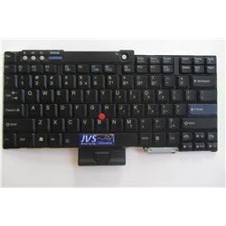 42t4059 Teclado US Lenovo t61 61p t400 r500 t500 w500 [001-TEC007]