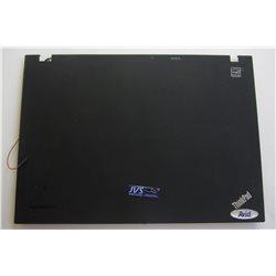 42X4793 Carcaça Cobertura superior de tela LENOVO T500 [001-CAR046]
