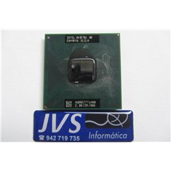 AW80577T6400 SLGJ4 Processador Inter Core Duo T6400 2.00/2m/800 Acer Aspire 7730 [001-PRO024]