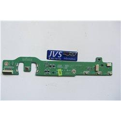 DA0ZY6PB6F0  Placa do botão de alimentação Acer Aspire 7730 [001-VAR043]