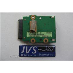 60-NVQCD1000-A01 Conector gravador DVD Sata Asus X70 [001-VAR044]