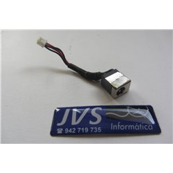 Power Jack, conector de carregamento Hp Pavilion dv2 [001-PJ014]