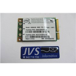 PA3538U-1MPC G86C0002PC10 Mini PCI-E Wireless Wifi Card Toshiba Portege R500 [001-VAR048]