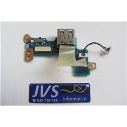 A002125-0 FMUUS1 P753061 Porta USB com cabo TOSHIBA PORTEGE R500 [001-VAR050]